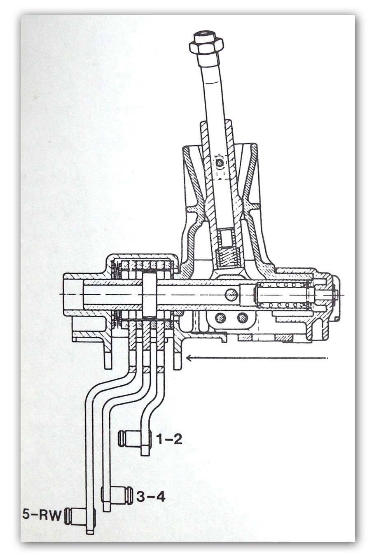 Manual Transmission Shift Linkage Binding