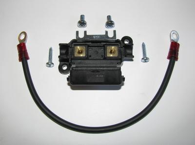 123 early 300d 300d 300td glow plug main fuse panel repair. Black Bedroom Furniture Sets. Home Design Ideas